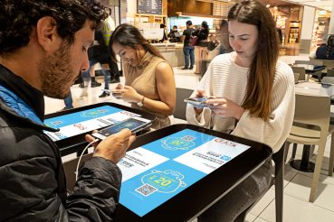 EAT Displays SYD Alipay