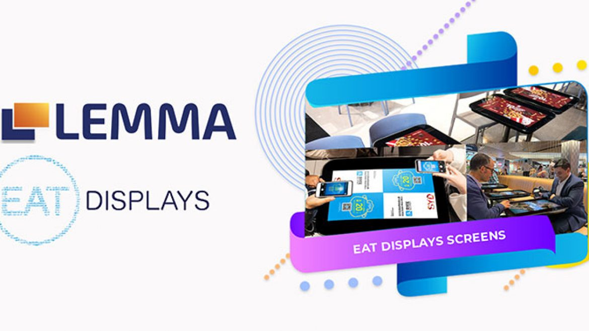 Lemma Supercharges EAT Displays with Programmatic Capabilities in Australia